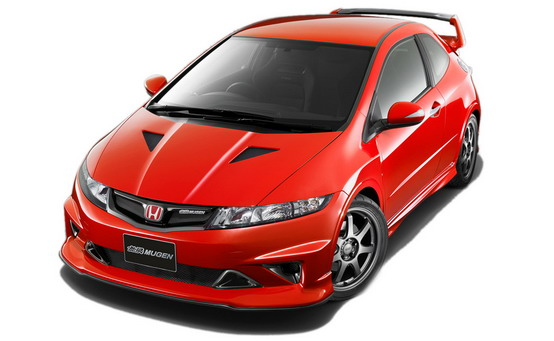 Prime foto ufficiali della nuova Mugen Honda Civic Type-R