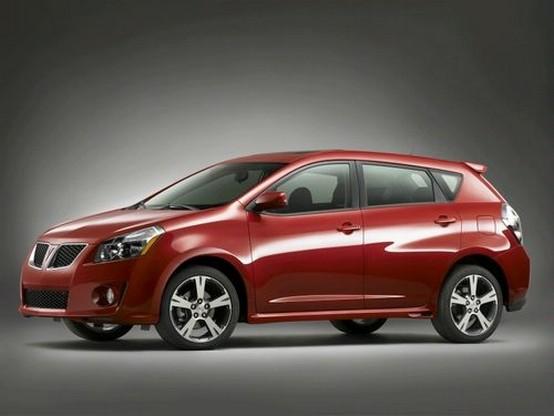 General Motors in procinto di cessare la produzione della Pontiac Vibe