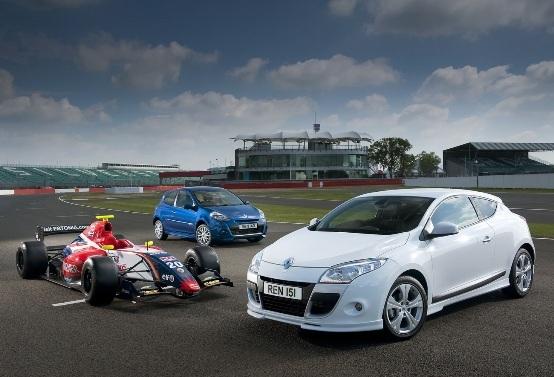 Renault lancia la World Series Special Edition su Clio e Megane