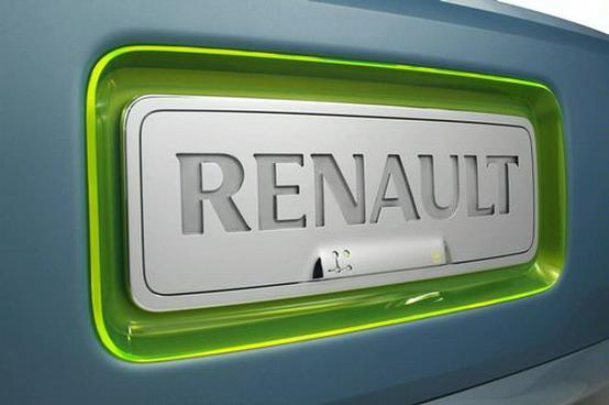 Renault presenterà tre prototipi ibridi a Francoforte