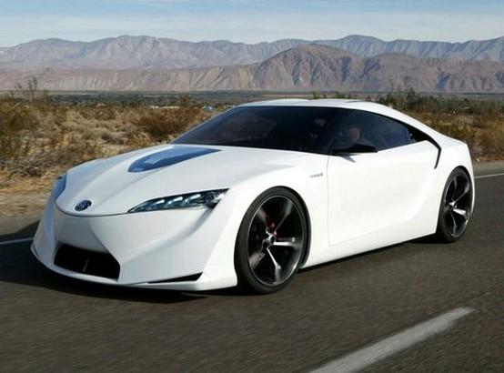 L'erede della Toyota Supra prevista per il 2011