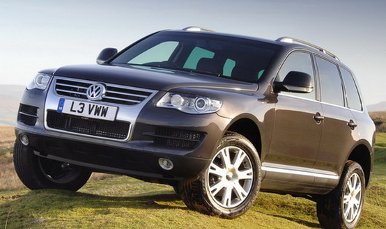 Volkswagen: nuova Touareg BlueMotion dal cuore… verde