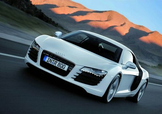 L'Audi R8 ePerformance elettrica presentata a Francoforte?