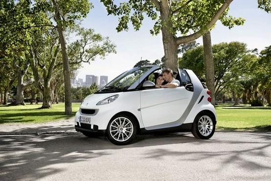 La Smart Fortwo 2010 CDI aumenta la potenza del 21%