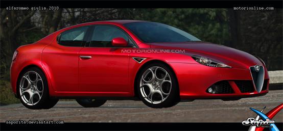 Alfa Giulia: l'erede della 159