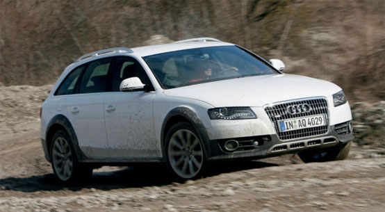 Audi A4 allroad quattro: Model Year 2010 con due nuovi motori
