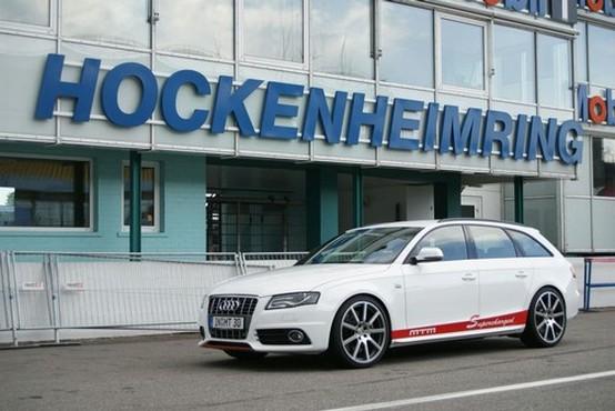 MTM regala 100CV in piú alla Audi S4 3.0 TFSI