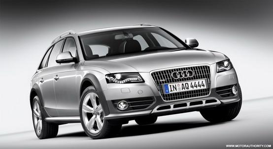 Due nuovi motori in arrivo per Audi Q5 e A4 Allroad