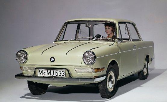 La BMW 700. L'auto che salvò l'azienda