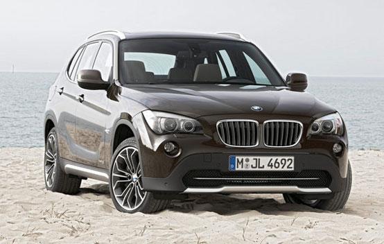 BMW X1 all'esordio tra i SUV compatti