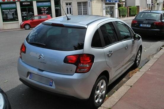 Sorpresa in strada la nuova Citroën C3