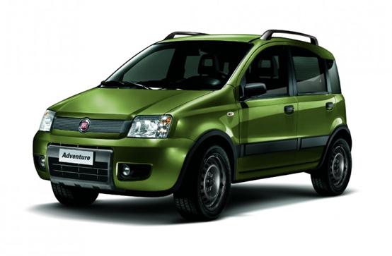 """Fiat Panda 4×4 Adventure, il nuovo fuoristrada """"pronto a tutto"""""""