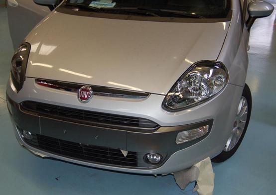 Fiat Punto Grande 2009. Fiat Punto Evo: le foto della