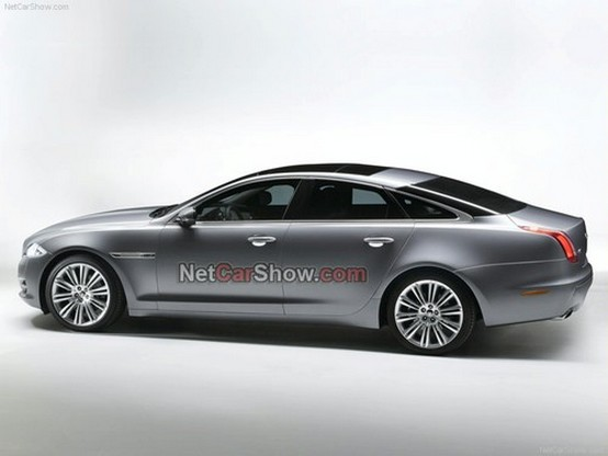 Arrivano le prime immagini della Jaguar XJ
