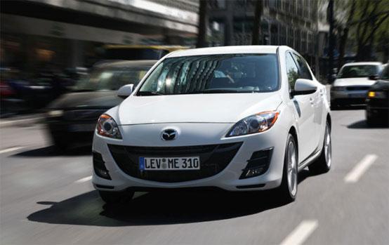 Mazda i-stop: debutta sulla Mazda3 il nuovo sistema start-stop