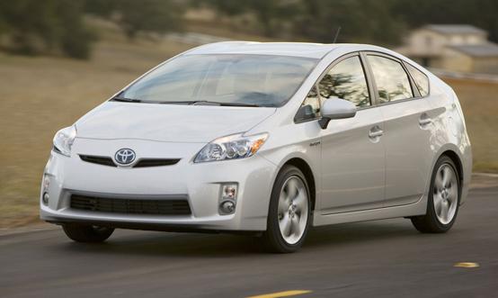 Nuova Toyota Prius: prova su strada