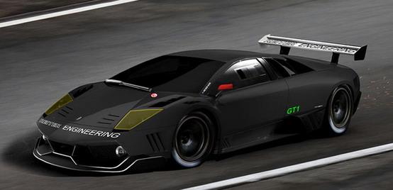 Reiter presenta la Lamborghini Murcielago di Spa-Francorchamps