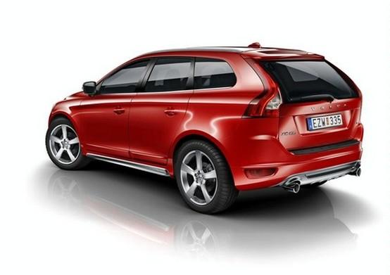 Volvo annuncia la sportiva XC60 R-Design