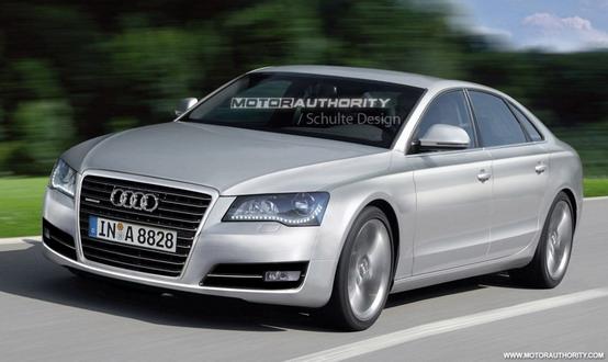 La prossima Audi A8 sarà dotata di riconoscimento della calligrafia