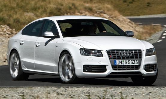 Audi S5 Sportback: eleganza dinamica a Francoforte