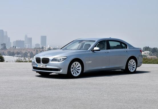 Serie ActiveHybrid: presentata la Serie-7 ibrida di BMW