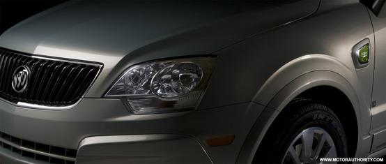 Buick rilascia dettagli su un nuovo crossover ibrido
