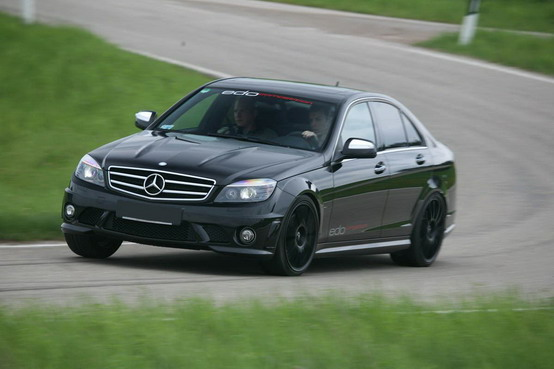 Ancora Edo Competition: Mercedes C63 AMG