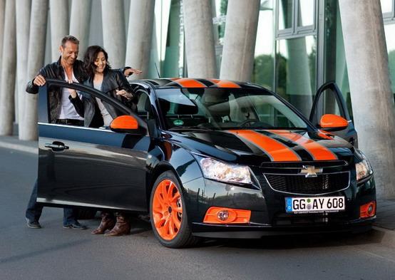 Irmscher e Chevrolet: ecco come si personalizza un Transformer