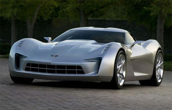 La nuova Corvette C7 arriverà nel 2012