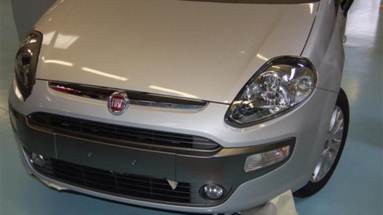Fiat Punto Evo Prezzi E Dotazioni Della Nuova Grande Punto
