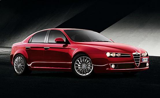 L'Alfa Romeo Giulia è ufficialmente prevista per il 2012
