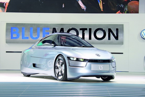 VW L1 Concept a Francoforte