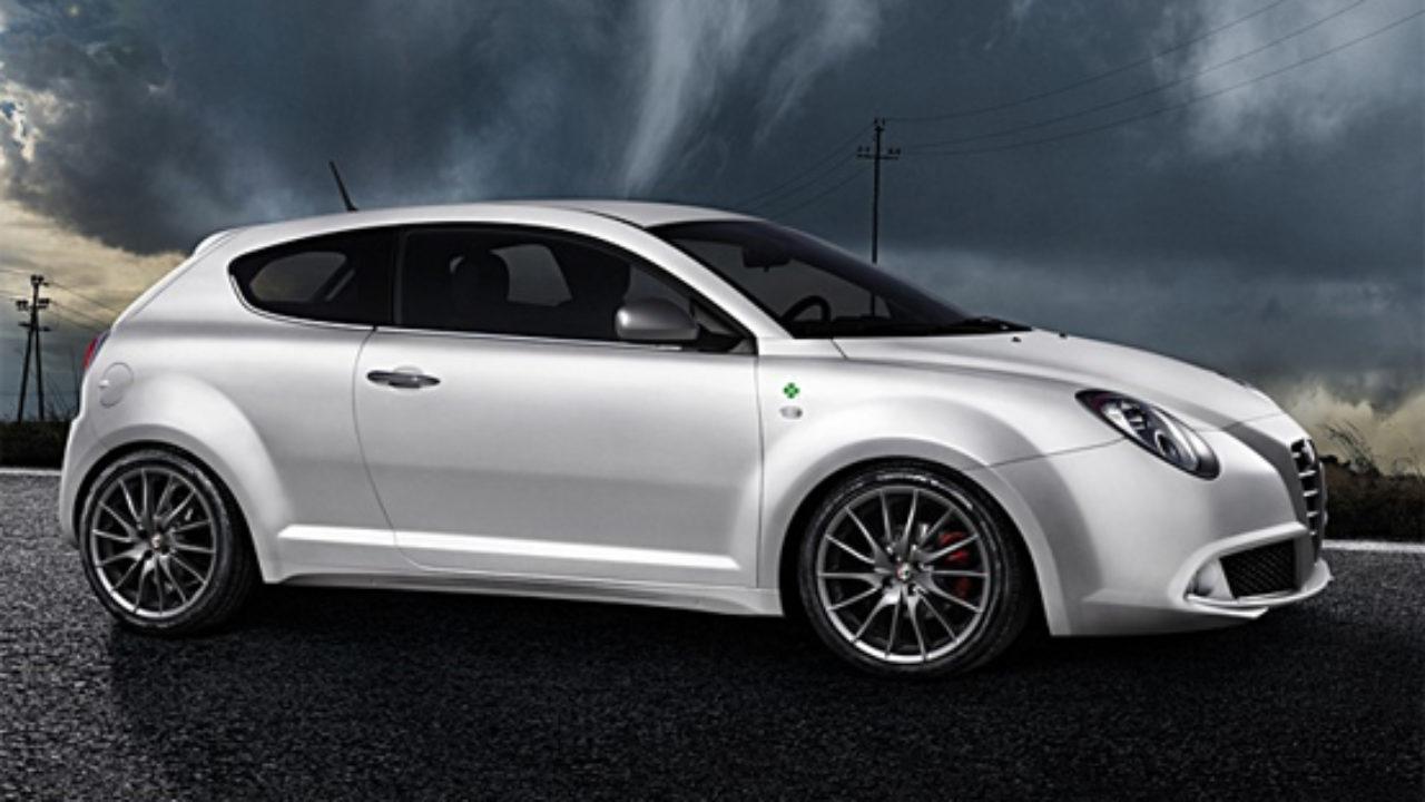 Alfa Romeo Mito Quadrifoglio Verde Sportiva Ed Ecologica