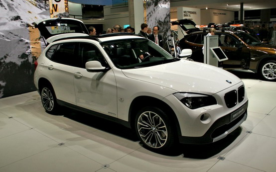 BMW X1: debutto ufficiale
