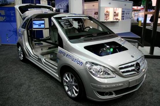 I costruttori si accordano per la produzione di vetture elettriche fuel cell
