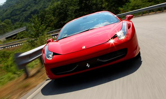 Ferrari 458 Italia: prestazioni ed efficienza ai massimi livelli