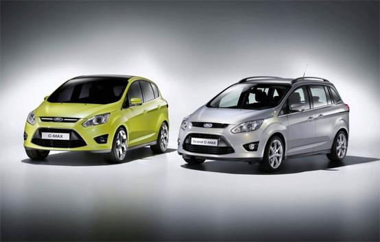 Ford C-Max e Grand C-Max