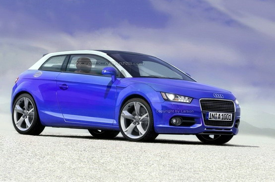 Emergono dettagli sulla nuova Audi A1