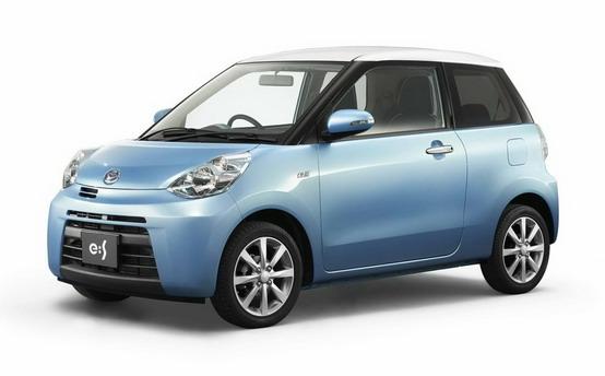 Tokyo 2009: debutto per la Daihatsu e:S Concept