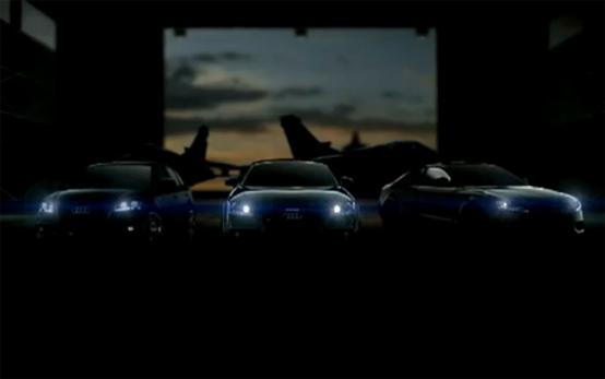 Audi Dark line: nuovo allestimento per Audi A3, A5 e TT