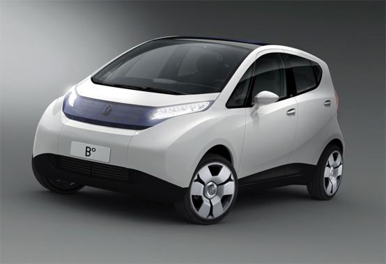 Pininfarina Bluecar: sul mercato nel 2011