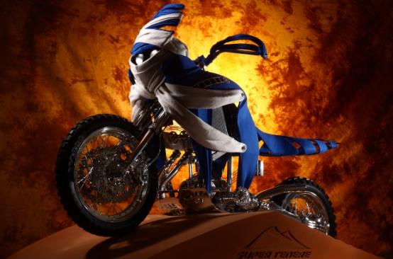 Nuovo Yamaha Super Tènèrè: Il Signore della sabbia