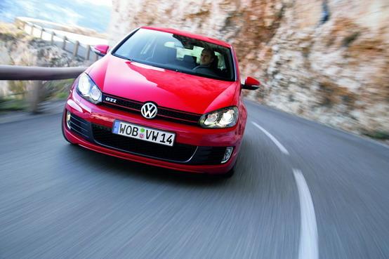 Tuning inglese per la Volkswagen Golf GTI