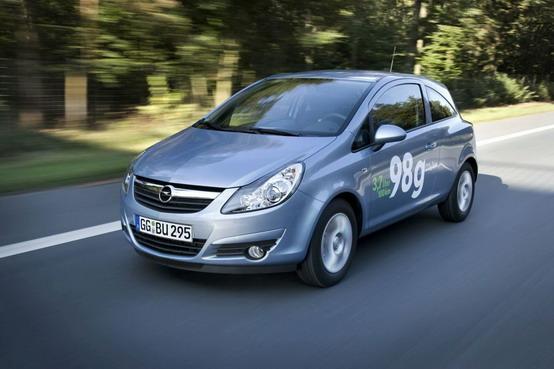 Nuovi dettagli sulla Opel Corsa ecoFLEX