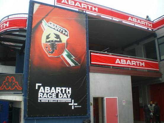 Abarth Race Day 2009