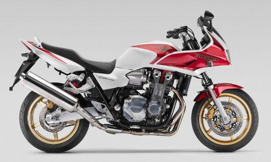 Anteprima della Honda CB1300S ABS: la regina delle Naked Honda