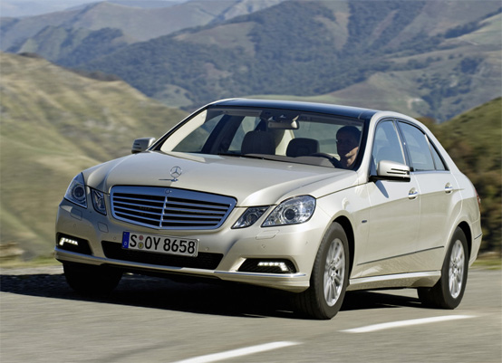 Mercedes: cinque stelle EuroNCAP per Classe E, Classe C e GLK