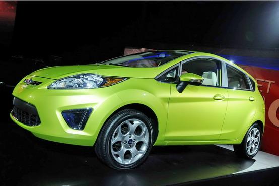 Ford tocca quota 1.000 prenotazioni per la nuova Fiesta in meno di una settimana