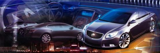 Buick lascia trapelare voci su una nuova Sedan basata sulla Cruze