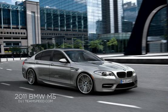 "BMW M5 2011: ""gola profonda"" svela nuovi interessanti dettagli"